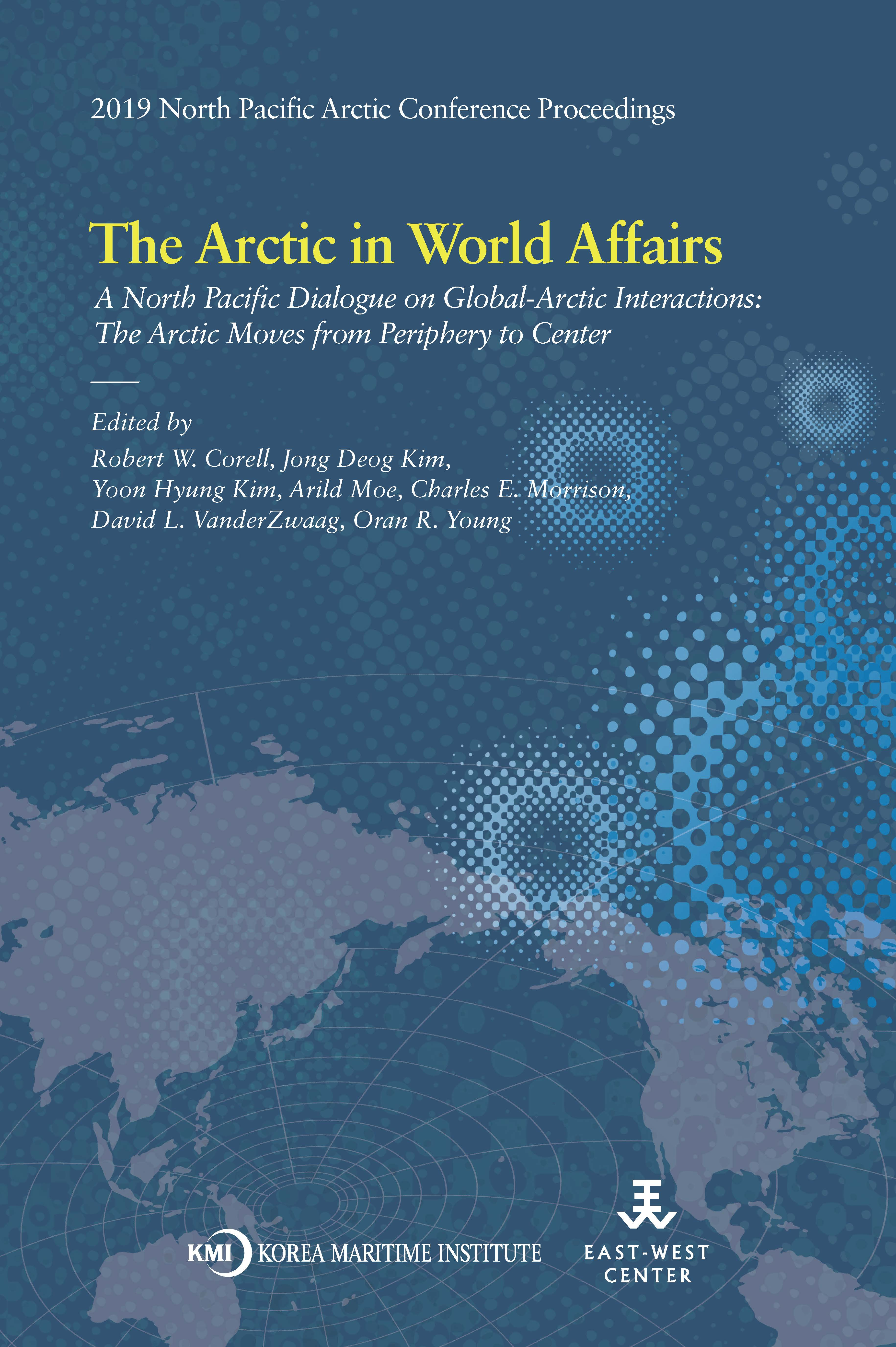 2019 North Pacific Arctic Conference Proceeding 표지